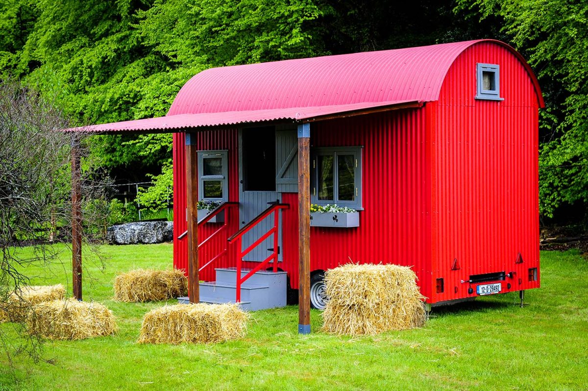 The Hay Shed